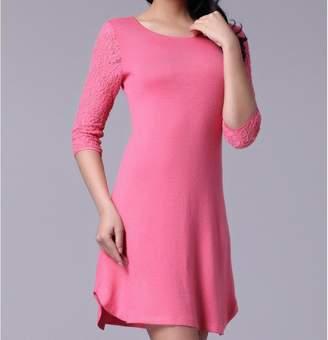 Pink Label Sidney Long Sleeve Dress
