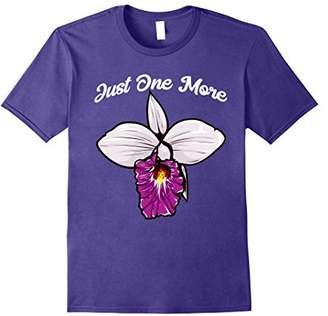 Just One More Orchid Shirt