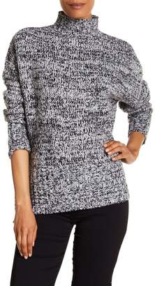 Alice + Olivia Lizzy Chunky Knit Woold & Cashmere Blend Tunic