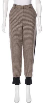 3.1 Phillip Lim Houndstooth Skinny-Leg Pants