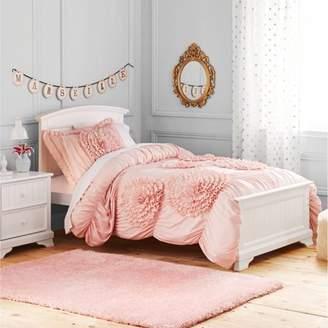 Better Homes & Gardens Better Homes and Gardens Kids Ruffled Flowers Bedding Comforter Set