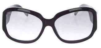 Burberry Acetate Oversize Sunglasses
