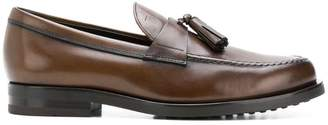 Tod's tasselled loafers