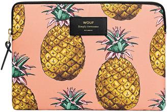 Ananas Wouf iPad Case