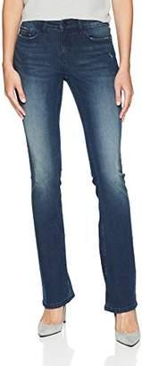 Calvin Klein Women's Modern Bootcut Denim Jean