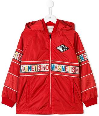 Gucci Kids Magnetism jacket