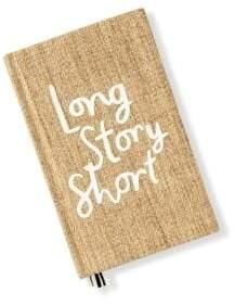 Kate Spade Long Story Short Journal