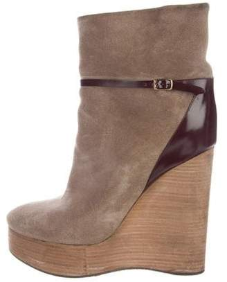 6015841ed65e Pre-Owned at TheRealReal · Chloé Suede Ankle Boots