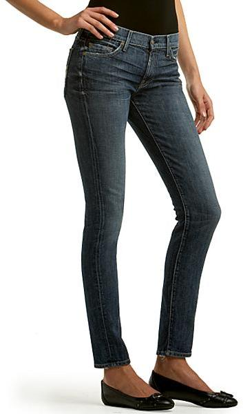 7 for all Mankind Gwenevere Skinny Jean, California Wash