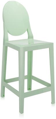 Kartell One More Stool - Green - 65cm