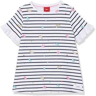 S'Oliver Baby Girls' 65.804.32.5099 T-Shirt