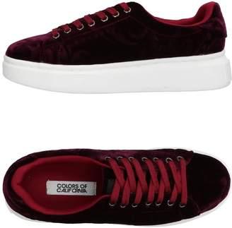Colors of California Low-tops & sneakers - Item 11343488KO