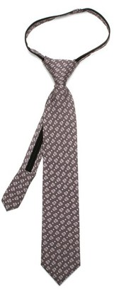 Boy's Cufflinks, Inc. 'Star Wars(TM) - Vader Dot' Silk Tie $30 thestylecure.com