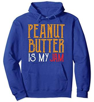 Butter Shoes Funny Peanut Jam Hoodie Quote Saying Birthday Gift
