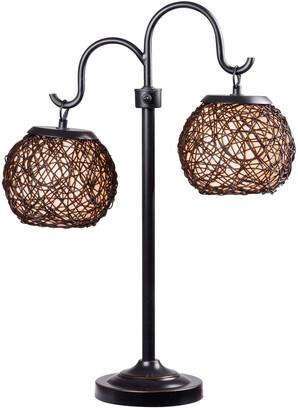 Kenroy 29In Huguenot Indoor/Outdoor Table Lamp