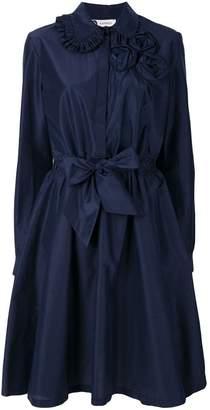 Lanvin belted shirt dress