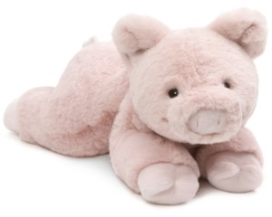 Gund Baby Boys or Girls Hamlet Pig Plush Toy