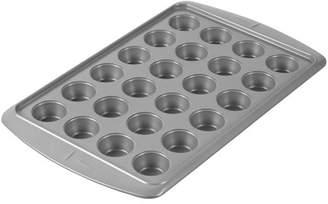 Wilton Ever-Glide Non-Stick Mini Muffin Pan, 24-Cup