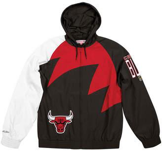 10bbceb2655bc5 Mitchell   Ness Men Chicago Bulls Shark Tooth Jacket