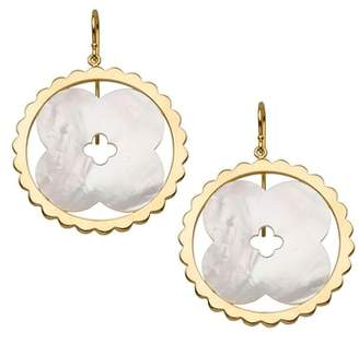 Asha Lily Drop Earrings