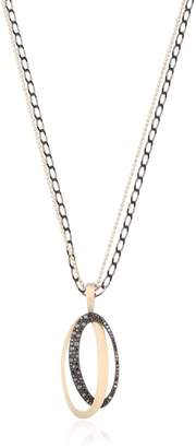 Antonini Black & White Necklace