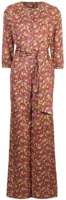 Vanessa Seward floral printed jumpsuit