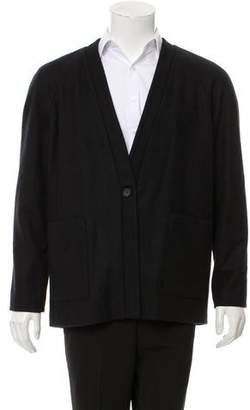 Blend of America Deveaux Wool Cashmere Cardigan Jacket