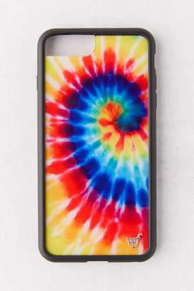 Wildflower Tie-Dye iPhone Case