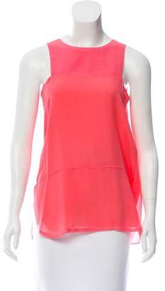 Schumacher Silk Sleeveless Top