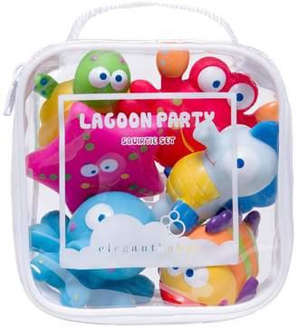 Elegant Baby Lagoon Party Bath Squirties