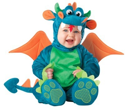 Infant Dinky Dragon Costume