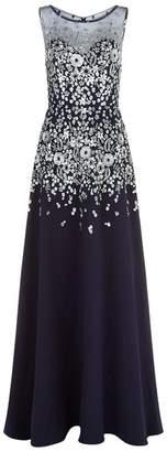 Jovani Embellished Cady Gown