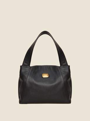 DKNY Leather Hobo Bag