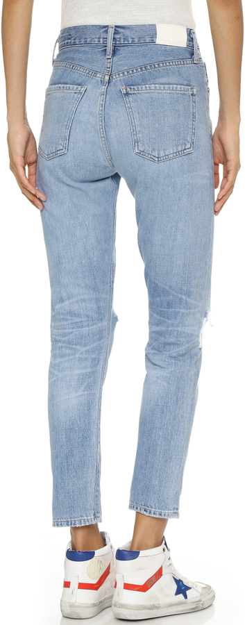 Citizens of Humanity Liya High Rise Classic Fit Jeans 2