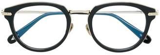 Brioni round frame glasses