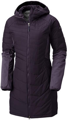 Columbia Oyanta Trail Long Hybrid Coat