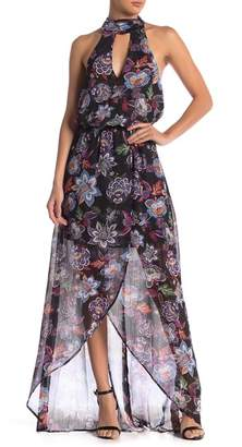 Show Me Your Mumu Karolina Halter Maxi Dress