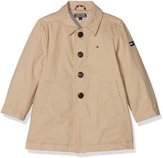 Tommy Hilfiger Boy's Thkb Mac Coat Jacket,(Size: 16)