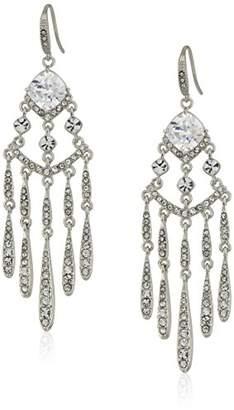 Carolee Social Soiree Drama Chandelier Drop Earrings
