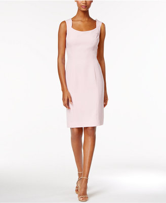Kasper Sheath Dress $89 thestylecure.com