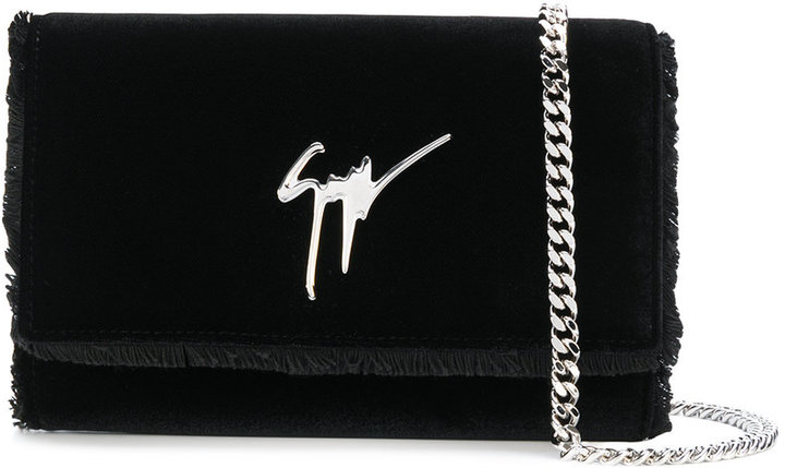 Giuseppe Zanotti Design Cleopatra shoulder bag