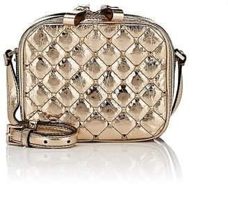 Valentino Women's Rockstud Spike Leather Crossbody Bag