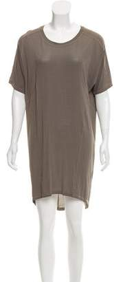Kimberly Ovitz Oversize Draped Dress