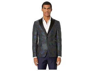 Versace Brocade Tuxedo Jacket
