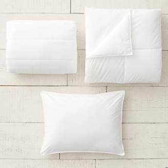 Pottery Barn Teen Essential Bundle, Twin w/ Mattress Pad