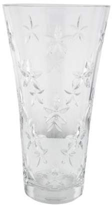 Tiffany & Co. Crystal Floral Vase