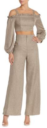 Do & Be Do + Be Wide Leg Trousers