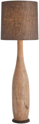 Arteriors Home Wood Floor Lamp