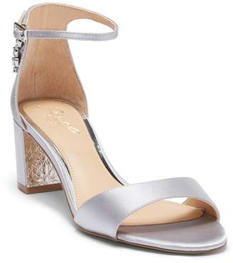 Badgley Mischka Gates Embellished Sandal