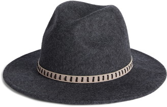Treasure & Bond Wool Felt Panama Hat